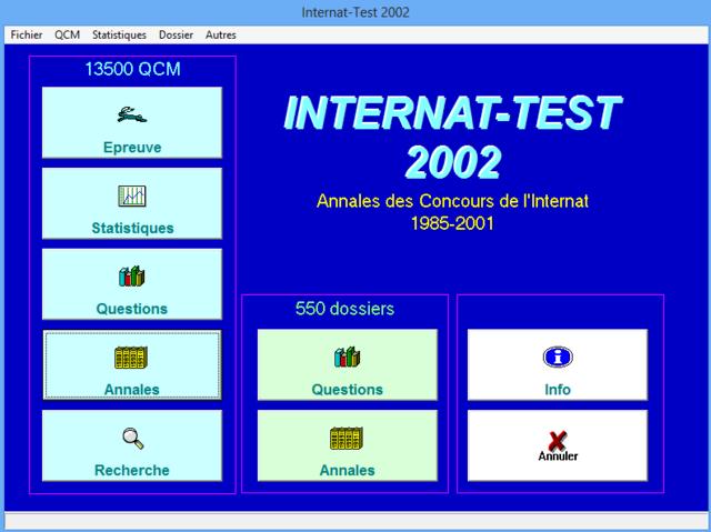 Le logiciel Diagest (ou internat test) Téléchargement rapide  Myqcm11