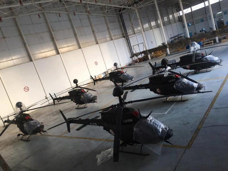 صفقة 24 مروحيةOH-58D Kiowa Warrior لتونس - صفحة 4 Oh58_d11