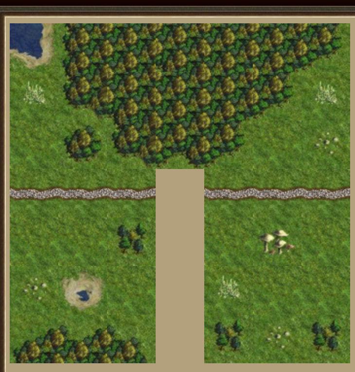 Map Display + Stamina Loss Screen12