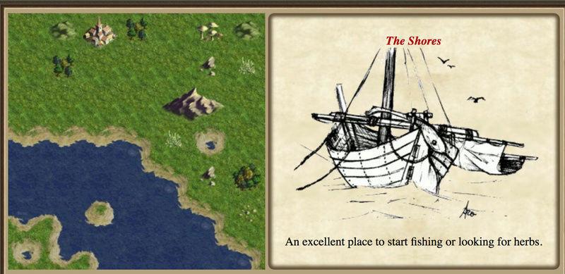 Map Display + Stamina Loss Screen13