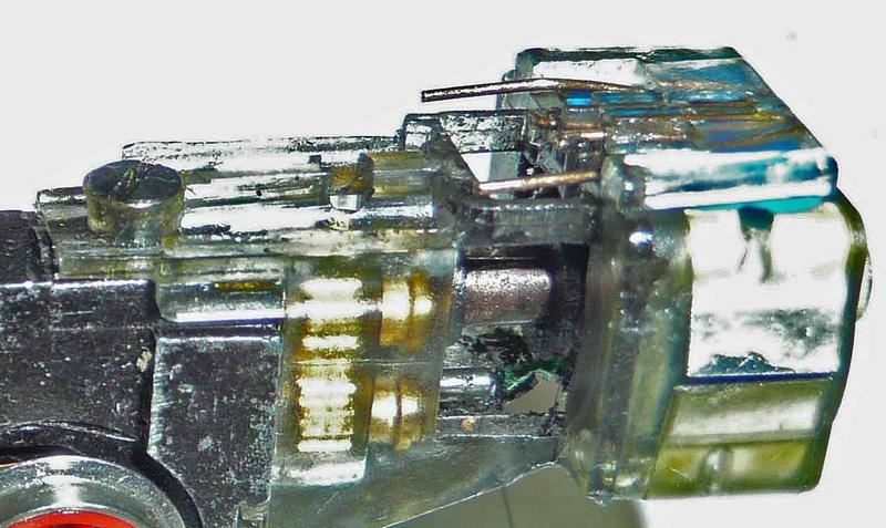 Plan de (dé)montage  vapeur 8827 Moteur10
