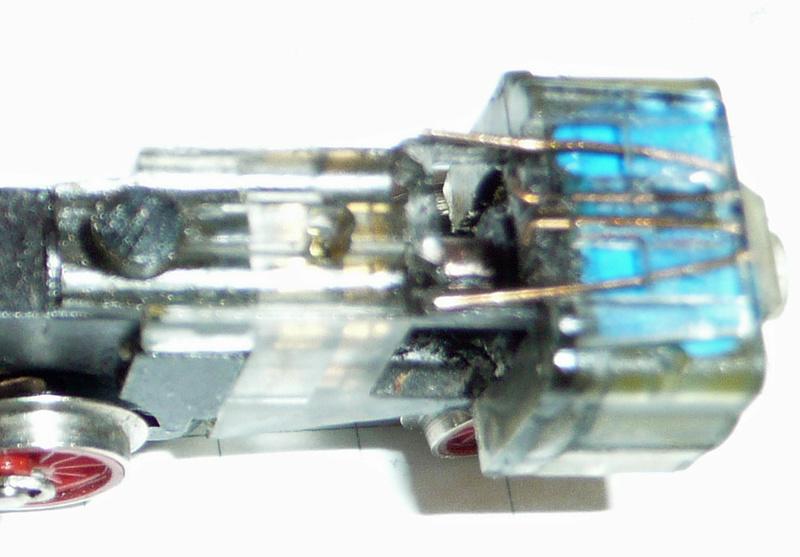 Plan de (dé)montage  vapeur 8827 Moteur11