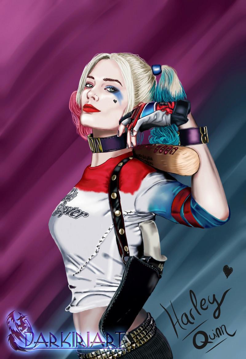 Galería de dibujos de Kivana - Página 5 Harley10
