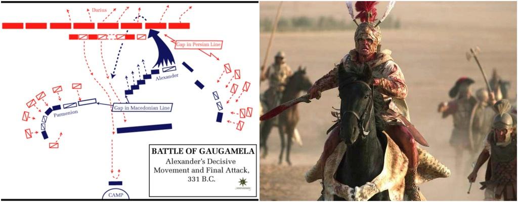 Estátera de Cilicia acuñada por el sátrapa Maceo (361-334 a.n.e.) Alexga10