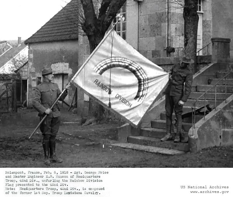 (Re) Bonjour à tous - AEF GHQ Chaumont Flag-413