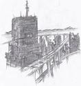 Башня Тенпони Tenpon10
