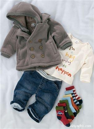 احدث ملابس للمواليد الصغار الجديده 712