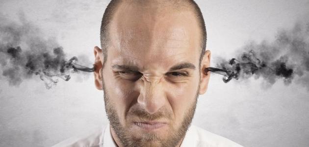 طريقة للتخلص من العصبية والغضب 927