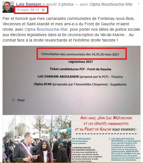 Un candidat PCF aux legislatives Annonc11