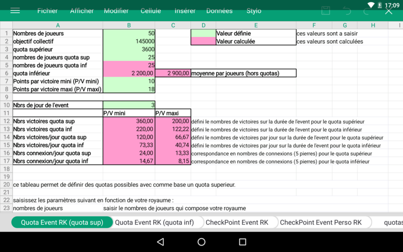 Fichier excel pour RK Wps_of27