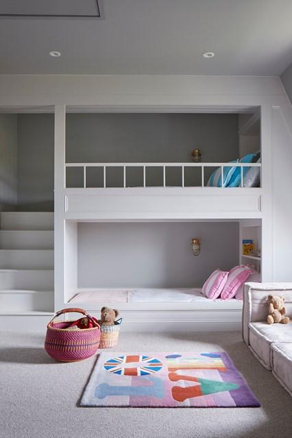غرف نوم للاطفال 2018 بتصاميم مميزه 246