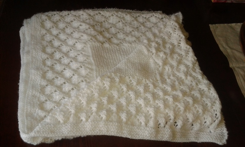 Knitting - to inspire other :) Shawl_10