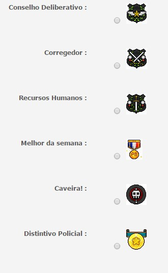 Vincular os emblemas com os rankings Screen18