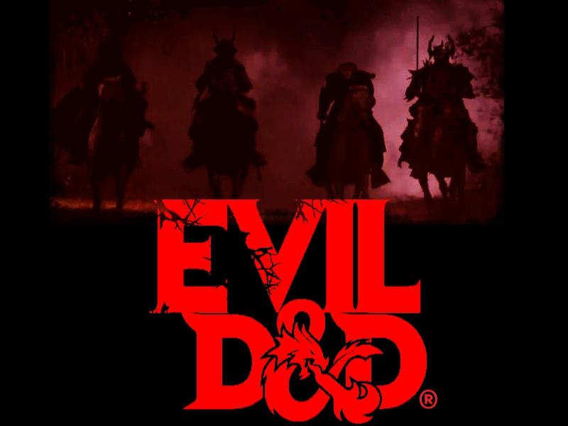 Evil D&D