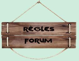 Règles du Forum : La Vie sur le Forum 115