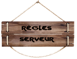 Règles du Serveur : Territoires - Clans 511