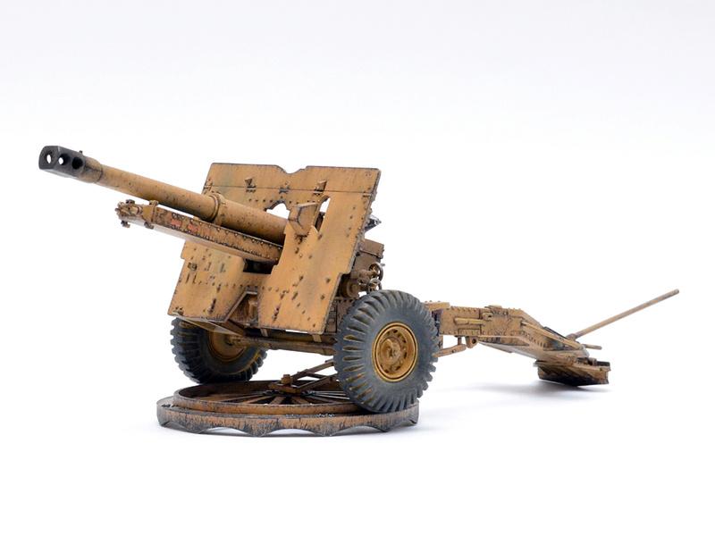 Английская 25-фунтовая полевая пушка-гаубица Dsc_0057