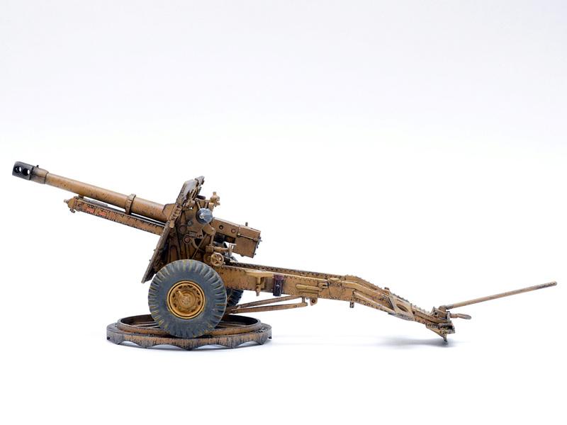 Английская 25-фунтовая полевая пушка-гаубица Dsc_0058