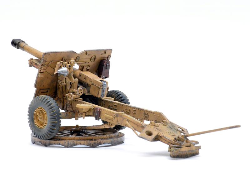 Английская 25-фунтовая полевая пушка-гаубица Dsc_0059