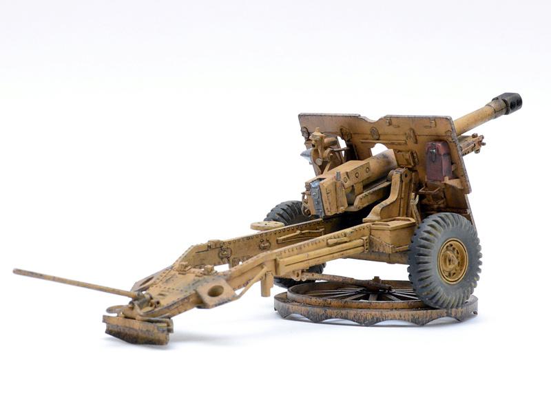 Английская 25-фунтовая полевая пушка-гаубица Dsc_0060