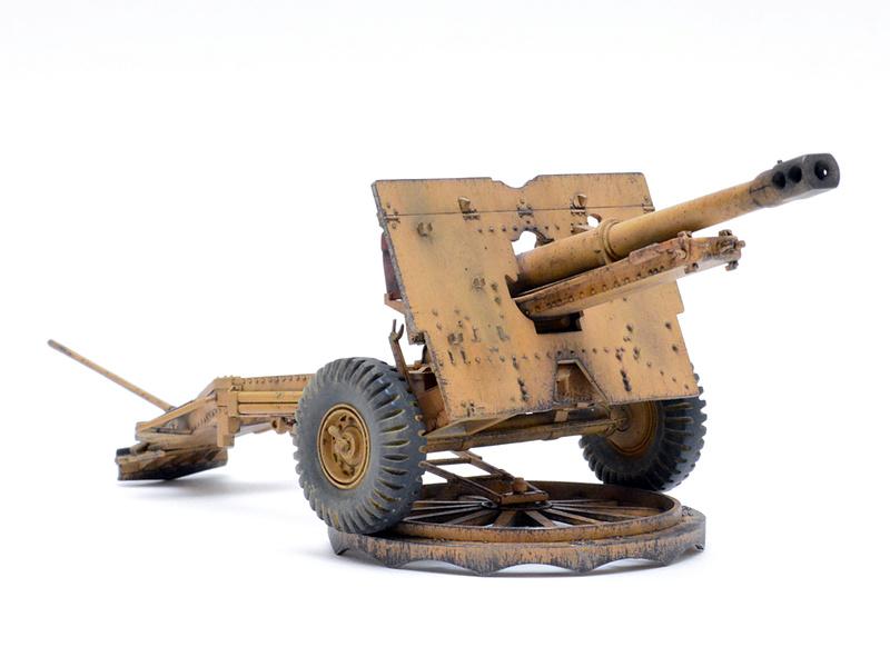 Английская 25-фунтовая полевая пушка-гаубица Dsc_0062