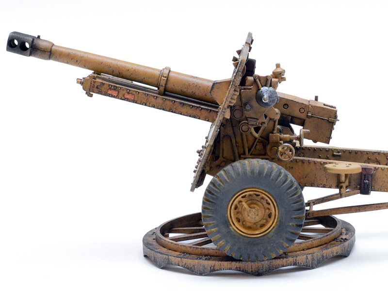 Английская 25-фунтовая полевая пушка-гаубица Dsc_0063