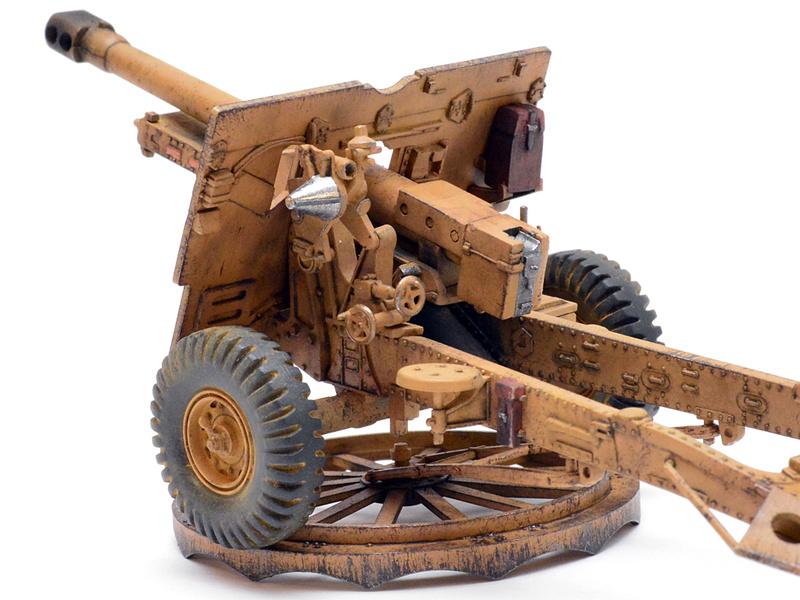 Английская 25-фунтовая полевая пушка-гаубица Dsc_0064
