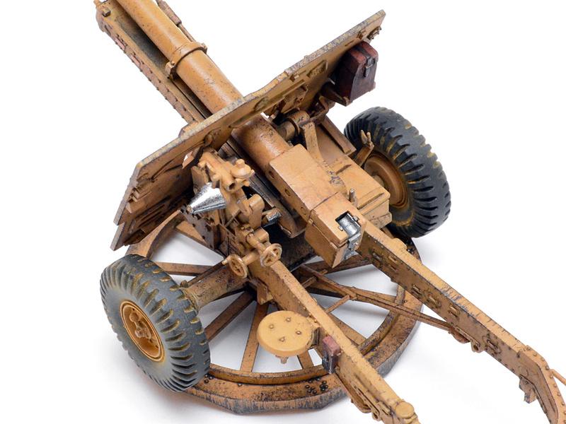 Английская 25-фунтовая полевая пушка-гаубица Dsc_0065