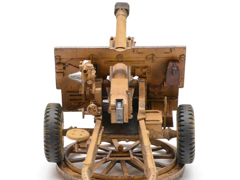 Английская 25-фунтовая полевая пушка-гаубица Dsc_0066