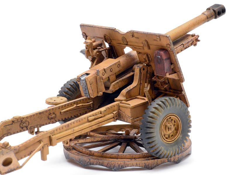 Английская 25-фунтовая полевая пушка-гаубица Dsc_0068