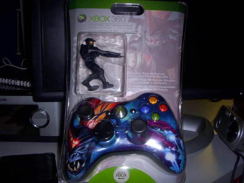 Manettes officielles xbox 360 les plus rares Halo3c12