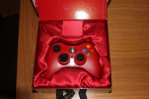 LIMITED EDITION Manette xbox 360 Valentines  Valent15