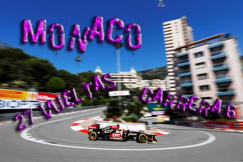 Gran Premio de Monaco 2013 Imagen12