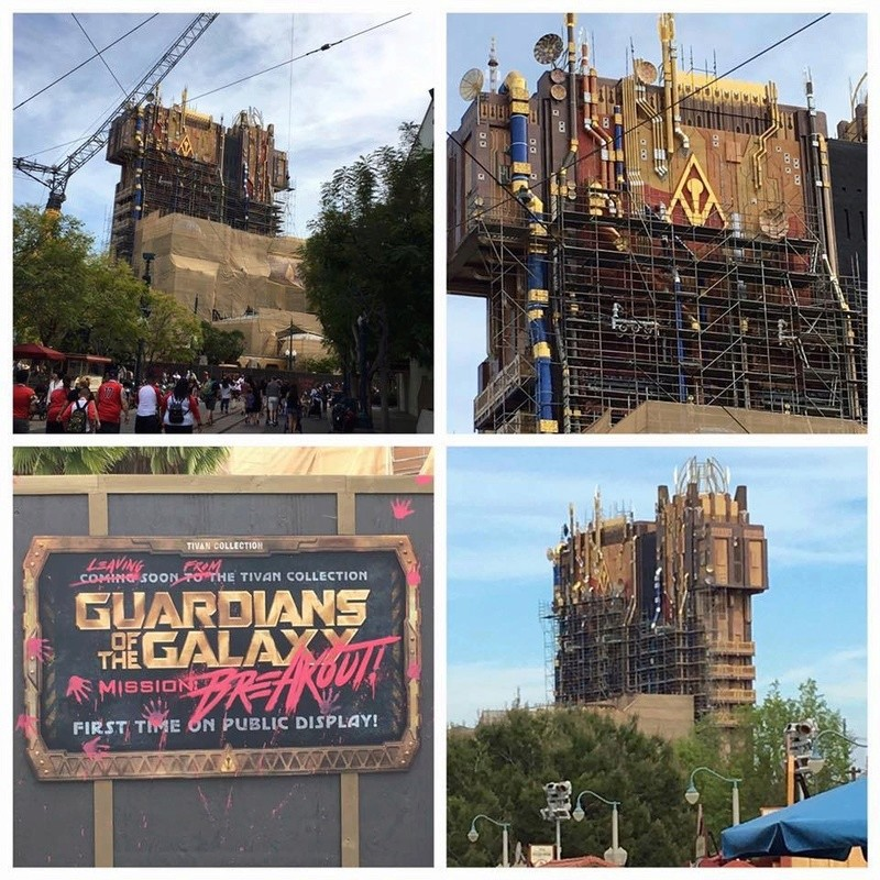 [Disney California Adventure] Guardians of the Galaxy – Mission : BREAKOUT! (27 mai 2017) - Page 12 Img_1912