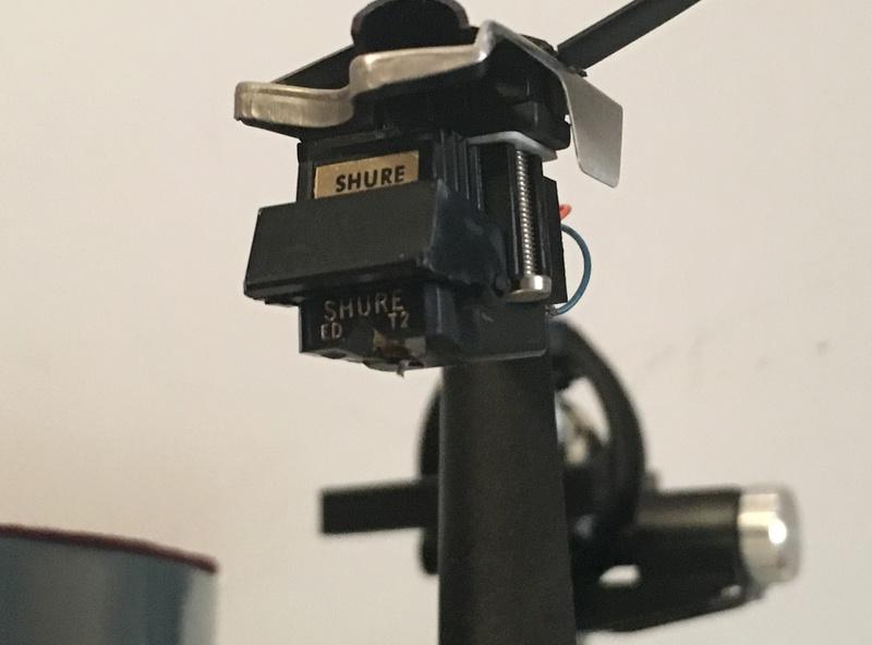 Stilo  fonorivelatore shure danneggiato  Img_1610