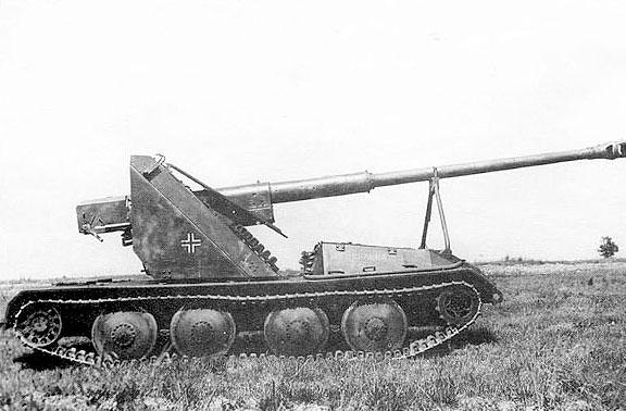 ARK Models 1/35 Pak 43/3 Waffentrager Waffen10