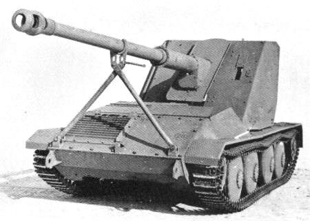 ARK Models 1/35 Pak 43/3 Waffentrager Waffen11
