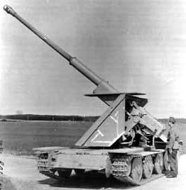 ARK Models 1/35 Pak 43/3 Waffentrager Waffen13