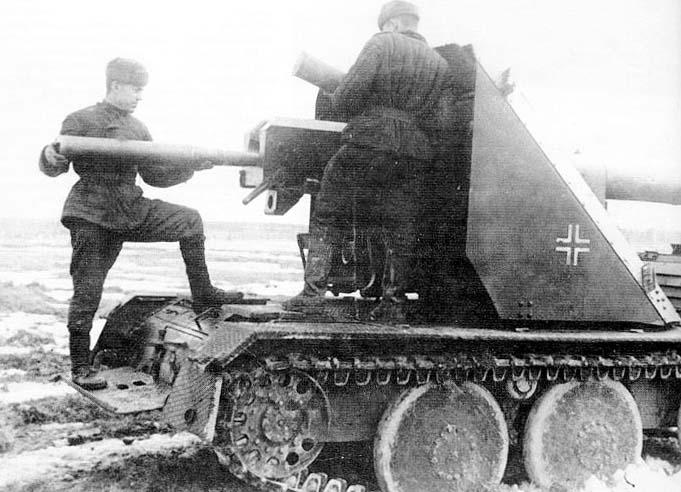 ARK Models 1/35 Pak 43/3 Waffentrager Waffen15