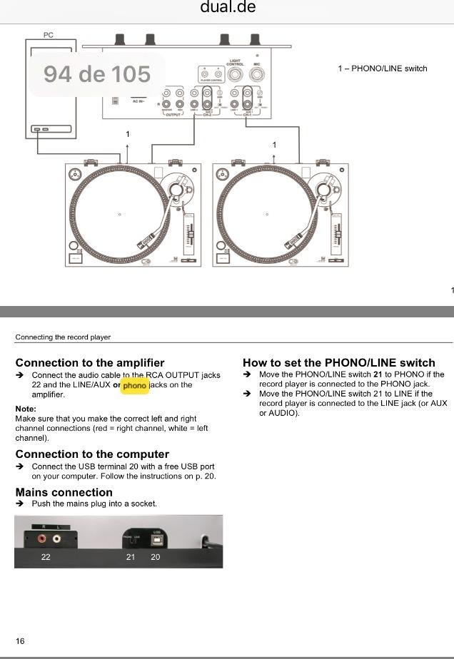Qué necesito conectar? Pregunta tonta número 1 ;) Img_9113