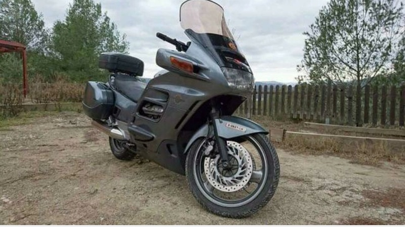 Vendo paneuropean St 1100 '90  _2017011