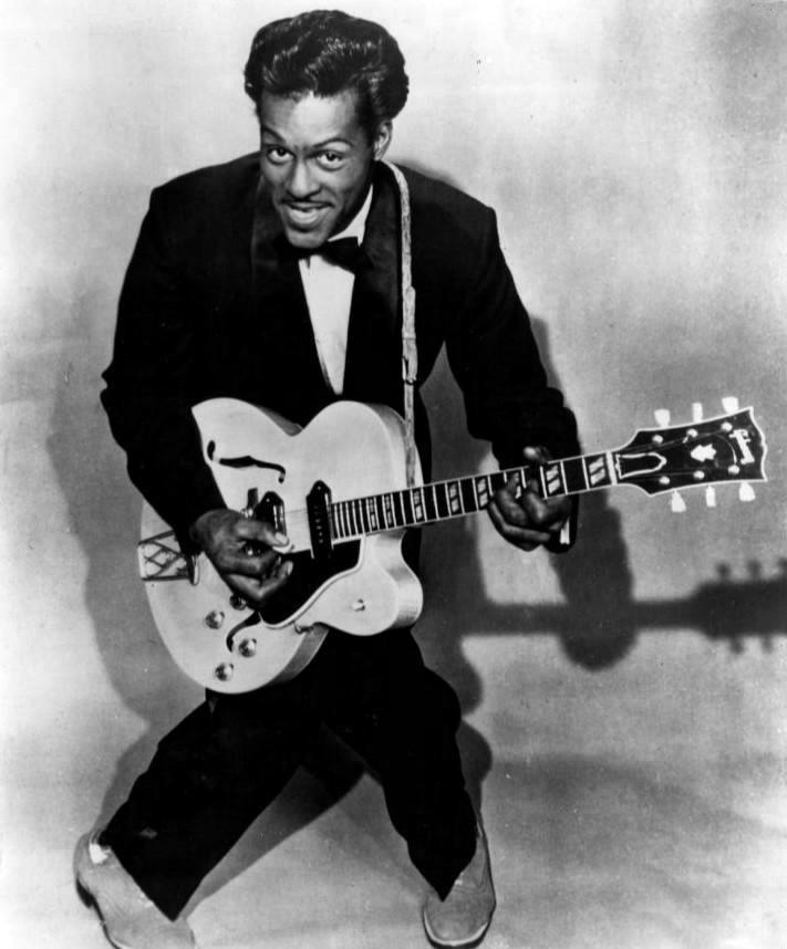 Chuck Berry Passed Away.... Img_1111