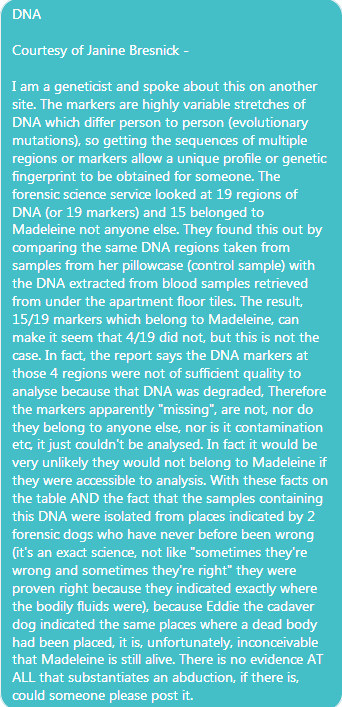 DNA match in hire car: Not so sure now Jb211