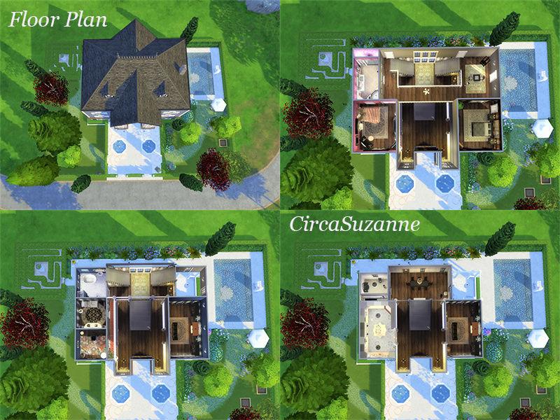 Sweeteizus's creations. Floor_10