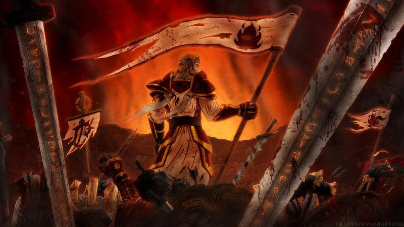 L'Enclave de la Rose de Lordaeron Crimso10
