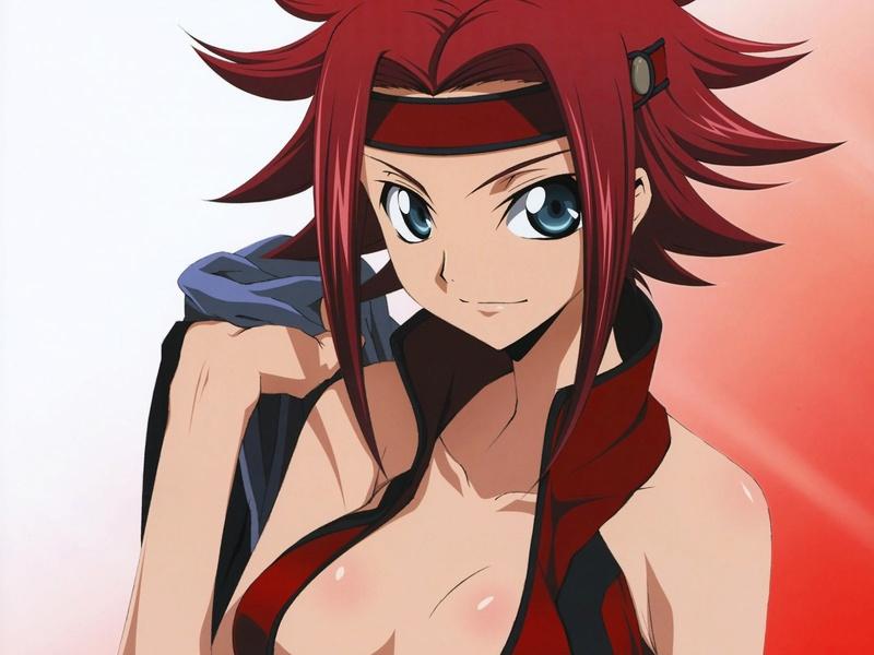 Mi Top 10 Chicas Anime! - Página 3 Kallen11