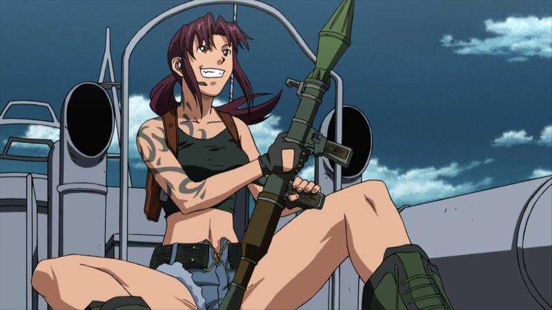 Mi Top 10 Chicas Anime! - Página 3 Revy10