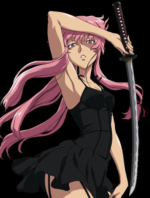 Mi Top 10 Chicas Anime! - Página 3 Yuno10