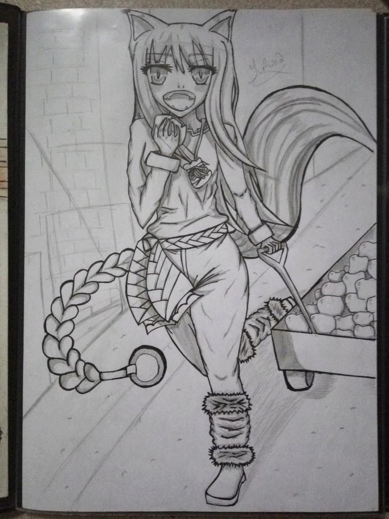Fan Art, Test by Yukina. Img_2011