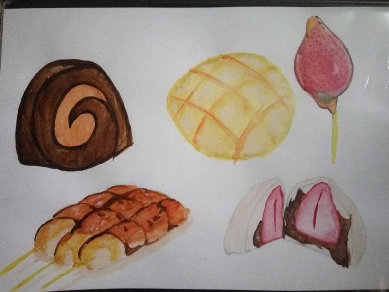 Fan Art, Test by Yukina. Img_2012